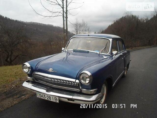 ГАЗ 21, объемом двигателя 2.4 л и пробегом 1 тыс. км за 2700 $, фото 1 на Automoto.ua