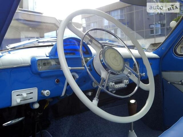 Синий ГАЗ 21, объемом двигателя 2.3 л и пробегом 2 тыс. км за 13000 $, фото 1 на Automoto.ua
