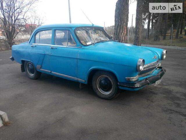 Синий ГАЗ 21, объемом двигателя 2.5 л и пробегом 1 тыс. км за 1033 $, фото 1 на Automoto.ua