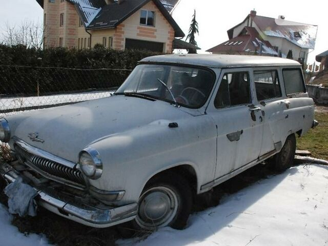 Белый ГАЗ 22, объемом двигателя 15 л и пробегом 99 тыс. км за 600 $, фото 1 на Automoto.ua