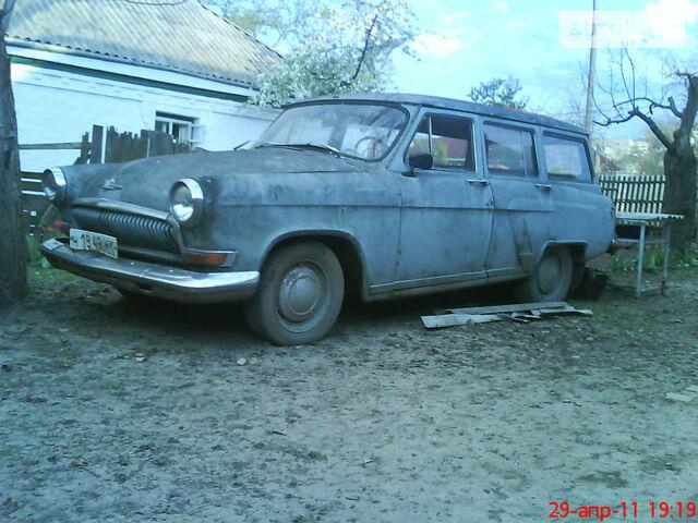 Серый ГАЗ 22, объемом двигателя 2 л и пробегом 200 тыс. км за 2500 $, фото 1 на Automoto.ua