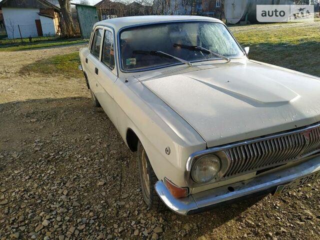 Белый ГАЗ 24, объемом двигателя 0 л и пробегом 36 тыс. км за 900 $, фото 1 на Automoto.ua