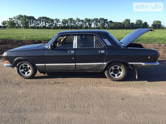 Черный ГАЗ 24, объемом двигателя 2.4 л и пробегом 100 тыс. км за 1500 $, фото 1 на Automoto.ua