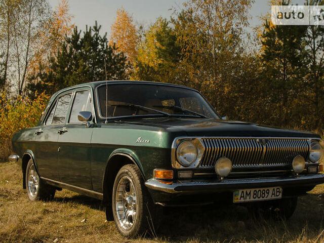 ГАЗ 24, объемом двигателя 2.5 л и пробегом 20 тыс. км за 3500 $, фото 1 на Automoto.ua