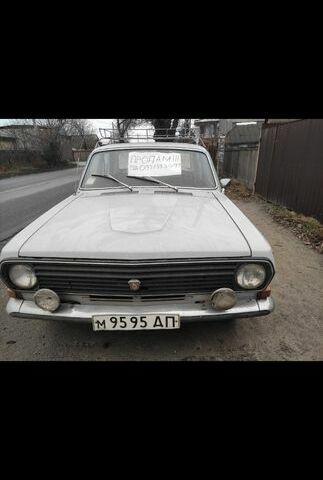 Серый ГАЗ 24, объемом двигателя 2.5 л и пробегом 30 тыс. км за 1200 $, фото 1 на Automoto.ua