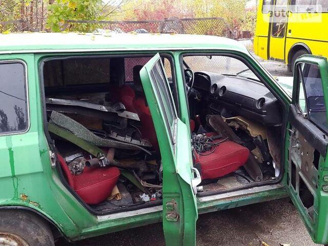 Зеленый ГАЗ 2402, объемом двигателя 2.6 л и пробегом 1 тыс. км за 800 $, фото 1 на Automoto.ua
