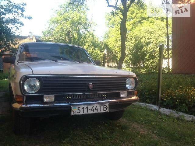 Белый ГАЗ 2410, объемом двигателя 2.4 л и пробегом 76 тыс. км за 1100 $, фото 1 на Automoto.ua