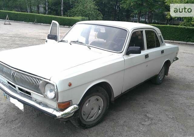 Белый ГАЗ 2410, объемом двигателя 2.45 л и пробегом 55 тыс. км за 900 $, фото 1 на Automoto.ua