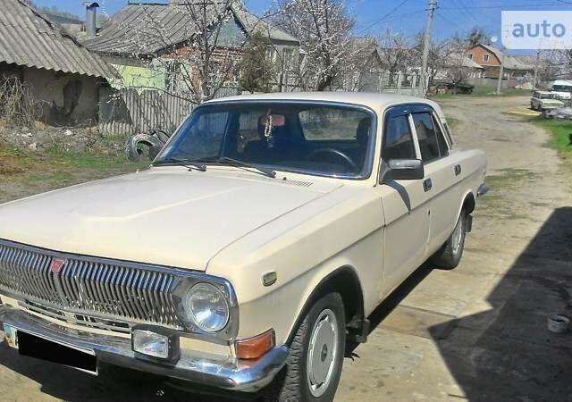 Сафари ГАЗ 2410, объемом двигателя 2.44 л и пробегом 53 тыс. км за 850 $, фото 1 на Automoto.ua