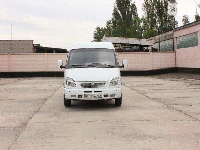 Белый ГАЗ 2705 Газель, объемом двигателя 0 л и пробегом 200 тыс. км за 4400 $, фото 1 на Automoto.ua