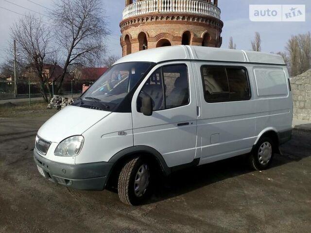 ГАЗ 2752 Соболь, объемом двигателя 2.4 л и пробегом 130 тыс. км за 4038 $, фото 1 на Automoto.ua