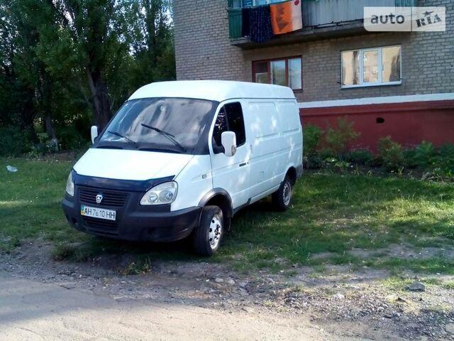 ГАЗ 2752 Соболь, объемом двигателя 2.4 л и пробегом 250 тыс. км за 2200 $, фото 1 на Automoto.ua