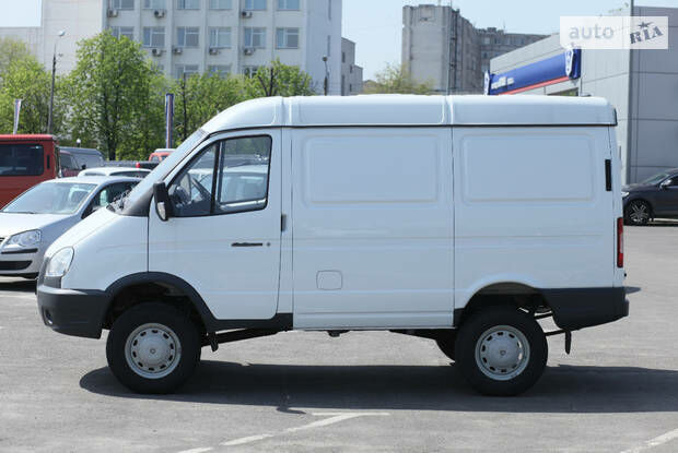 ГАЗ 2752 Соболь, об'ємом двигуна 2.8 л та пробігом 1 тис. км за 21504 $, фото 1 на Automoto.ua