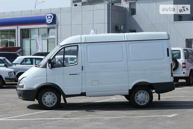ГАЗ 2752 Соболь, объемом двигателя 0 л и пробегом 1 тыс. км за 15521 $, фото 1 на Automoto.ua