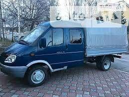 Синий ГАЗ 3023, объемом двигателя 12 л и пробегом 81 тыс. км за 6000 $, фото 1 на Automoto.ua