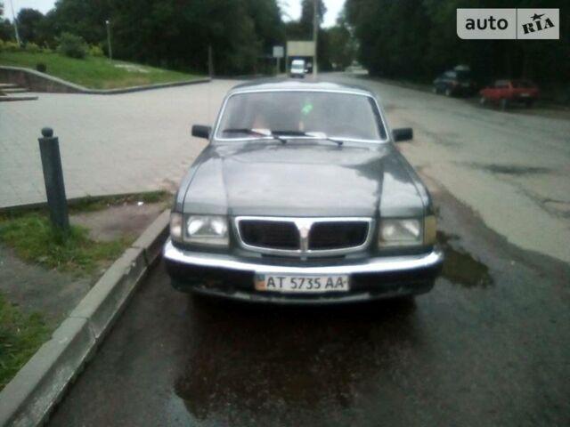 Асфальт ГАЗ 31010, объемом двигателя 2.4 л и пробегом 125 тыс. км за 1999 $, фото 1 на Automoto.ua