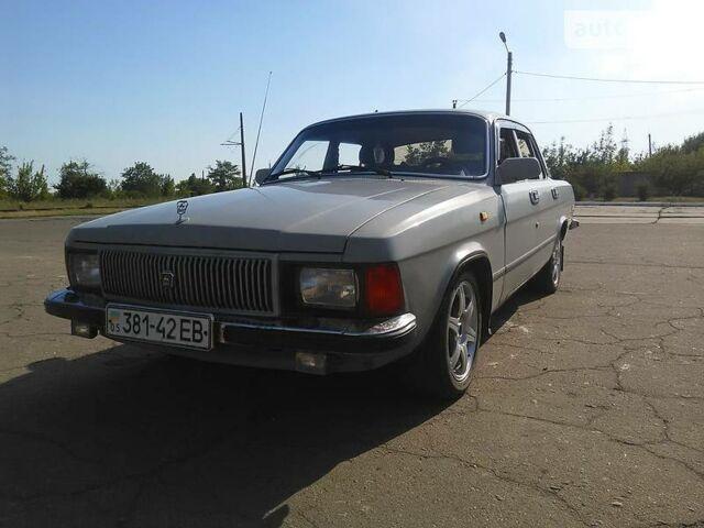 Сірий ГАЗ 3102, об'ємом двигуна 2.3 л та пробігом 110 тис. км за 1350 $, фото 1 на Automoto.ua