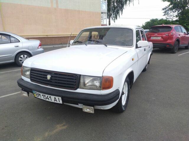 Белый ГАЗ 31029, объемом двигателя 2.45 л и пробегом 100 тыс. км за 1200 $, фото 1 на Automoto.ua