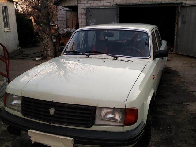 Белый ГАЗ 31029, объемом двигателя 2.5 л и пробегом 98 тыс. км за 1231 $, фото 1 на Automoto.ua