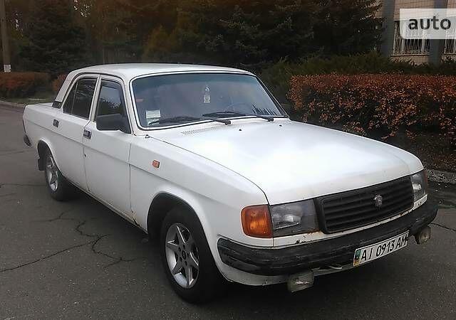 Білий ГАЗ 31029, об'ємом двигуна 2.5 л та пробігом 99 тис. км за 1468 $, фото 1 на Automoto.ua