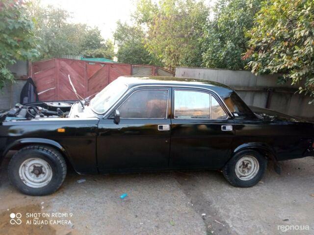 Черный ГАЗ 31029, объемом двигателя 2.4 л и пробегом 500 тыс. км за 750 $, фото 1 на Automoto.ua