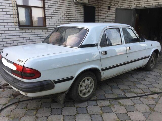 Белый ГАЗ 3110, объемом двигателя 2.3 л и пробегом 34 тыс. км за 2200 $, фото 1 на Automoto.ua