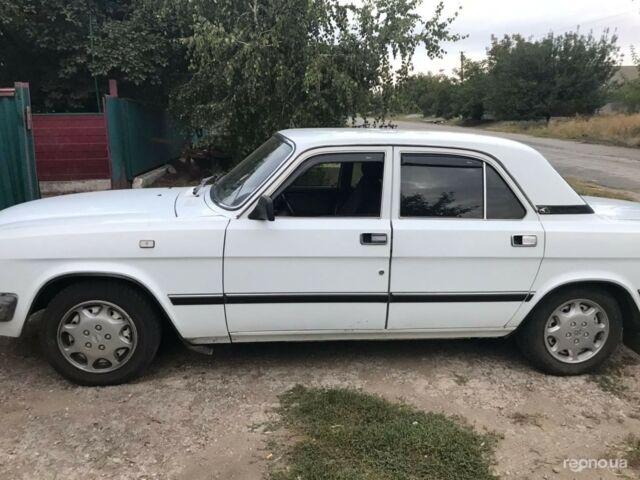 Белый ГАЗ 3110, объемом двигателя 2.5 л и пробегом 3 тыс. км за 1600 $, фото 1 на Automoto.ua