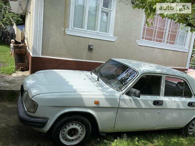 Белый ГАЗ 3110, объемом двигателя 0 л и пробегом 193 тыс. км за 1300 $, фото 1 на Automoto.ua
