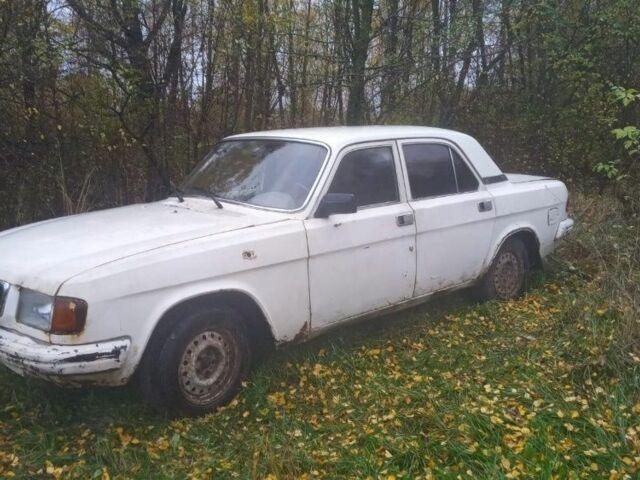 Белый ГАЗ 3110, объемом двигателя 2.5 л и пробегом 150 тыс. км за 950 $, фото 1 на Automoto.ua
