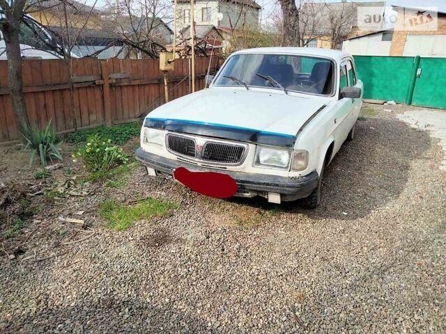 Белый ГАЗ 3110, объемом двигателя 0 л и пробегом 300 тыс. км за 800 $, фото 1 на Automoto.ua