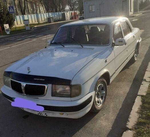 Белый ГАЗ 3110, объемом двигателя 2.5 л и пробегом 1 тыс. км за 1700 $, фото 1 на Automoto.ua
