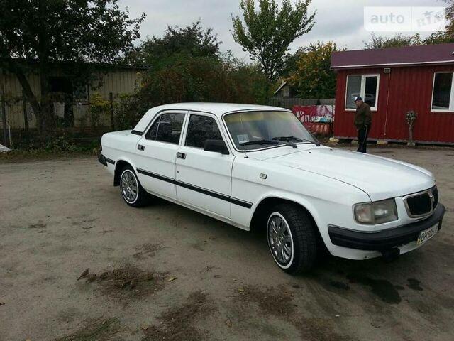 Білий ГАЗ 3110, об'ємом двигуна 2.4 л та пробігом 46 тис. км за 3200 $, фото 1 на Automoto.ua
