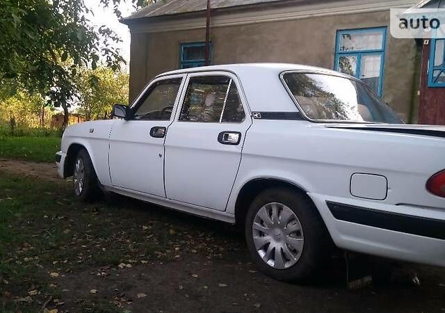 Белый ГАЗ 3110, объемом двигателя 2.5 л и пробегом 139 тыс. км за 2300 $, фото 1 на Automoto.ua