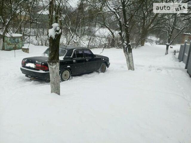 Черный ГАЗ 3110, объемом двигателя 2.4 л и пробегом 125 тыс. км за 2000 $, фото 1 на Automoto.ua