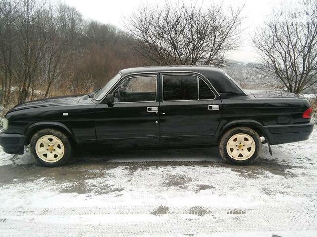 Черный ГАЗ 3110, объемом двигателя 2.45 л и пробегом 100 тыс. км за 1850 $, фото 1 на Automoto.ua