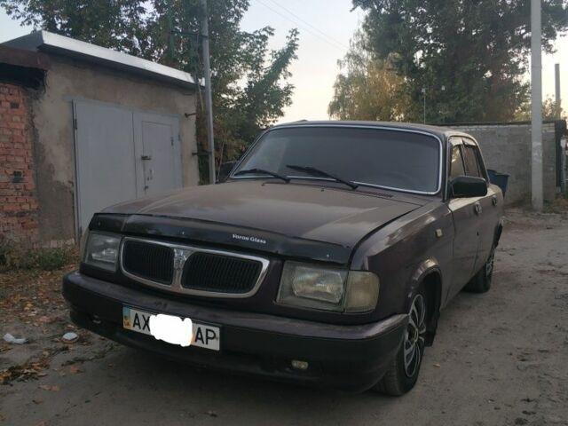Фиолетовый ГАЗ 3110, объемом двигателя 2.3 л и пробегом 150 тыс. км за 2000 $, фото 1 на Automoto.ua