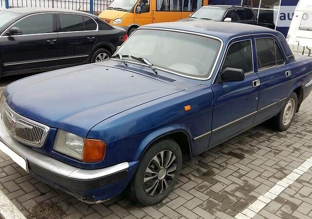 Синий ГАЗ 3110, объемом двигателя 2.3 л и пробегом 100 тыс. км за 2000 $, фото 1 на Automoto.ua