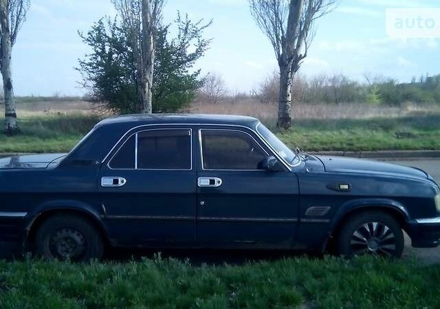Зеленый ГАЗ 3110, объемом двигателя 2.3 л и пробегом 83 тыс. км за 1277 $, фото 1 на Automoto.ua