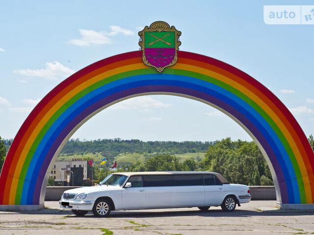 Белый ГАЗ 31105, объемом двигателя 2.4 л и пробегом 8 тыс. км за 13000 $, фото 1 на Automoto.ua