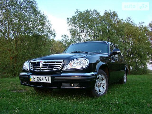 Чорний ГАЗ 31105, об'ємом двигуна 0 л та пробігом 126 тис. км за 2447 $, фото 1 на Automoto.ua