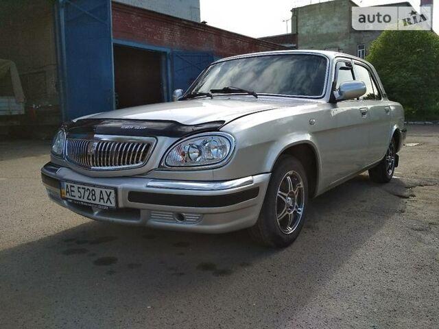 Серебряный ГАЗ 31105, объемом двигателя 2.5 л и пробегом 54 тыс. км за 3700 $, фото 1 на Automoto.ua