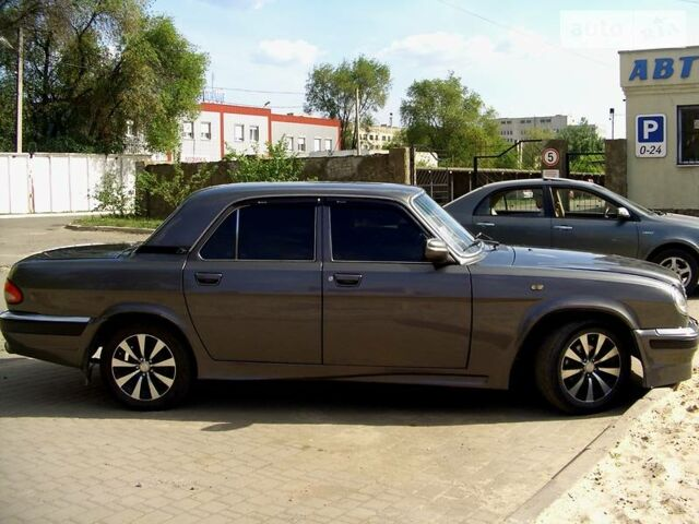 Серый ГАЗ 31105, объемом двигателя 2.3 л и пробегом 183 тыс. км за 3500 $, фото 1 на Automoto.ua