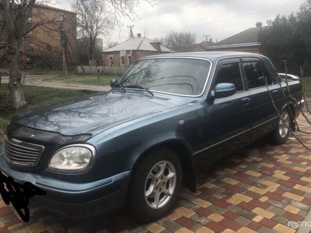 Синий ГАЗ 31105, объемом двигателя 2.3 л и пробегом 97 тыс. км за 3500 $, фото 1 на Automoto.ua