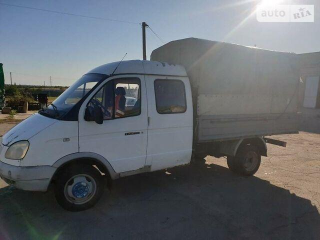 Белый ГАЗ 3302 ГАЗель, объемом двигателя 2.8 л и пробегом 293 тыс. км за 3100 $, фото 1 на Automoto.ua