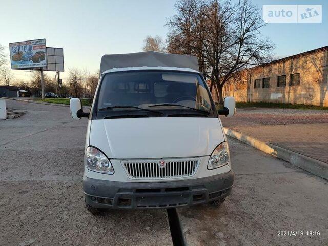 Белый ГАЗ 3302 ГАЗель, объемом двигателя 2.5 л и пробегом 36 тыс. км за 7200 $, фото 1 на Automoto.ua