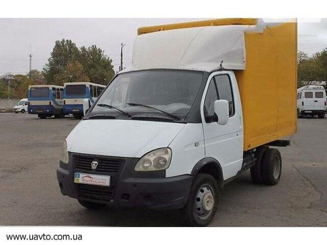 Белый ГАЗ 3302 ГАЗель, объемом двигателя 2.3 л и пробегом 1 тыс. км за 3800 $, фото 1 на Automoto.ua