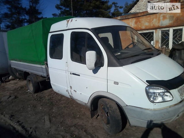 ГАЗ 3302 ГАЗель, об'ємом двигуна 2.5 л та пробігом 212 тис. км за 3200 $, фото 1 на Automoto.ua