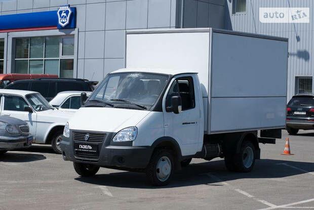 ГАЗ 3302 ГАЗель, объемом двигателя 2.69 л и пробегом 1 тыс. км за 20117 $, фото 1 на Automoto.ua