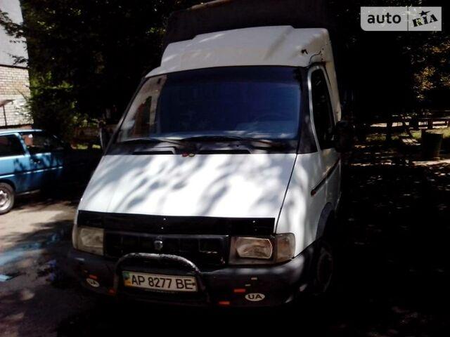 Білий ГАЗ 33021 Газель, об'ємом двигуна 2.9 л та пробігом 75 тис. км за 3100 $, фото 1 на Automoto.ua