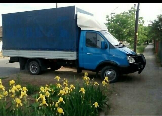 Синій ГАЗ 33022, об'ємом двигуна 2.3 л та пробігом 227 тис. км за 5300 $, фото 1 на Automoto.ua